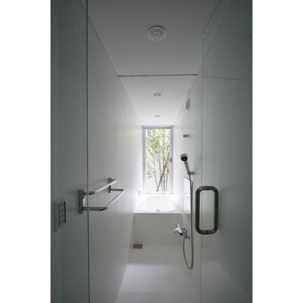 縦置の浴槽