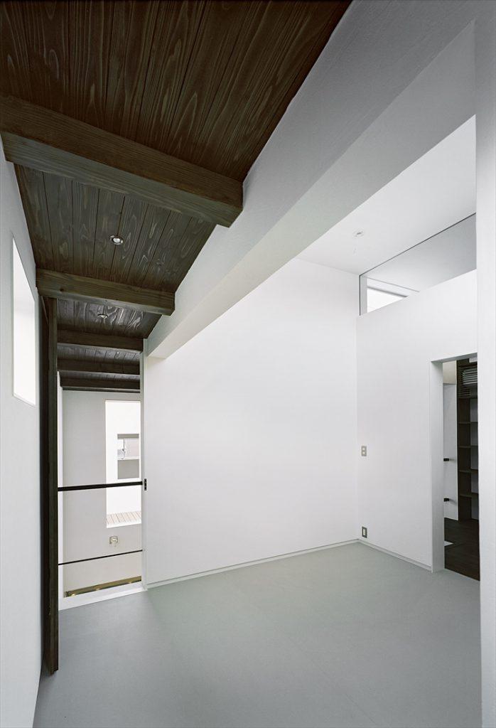 天井が連続する空間