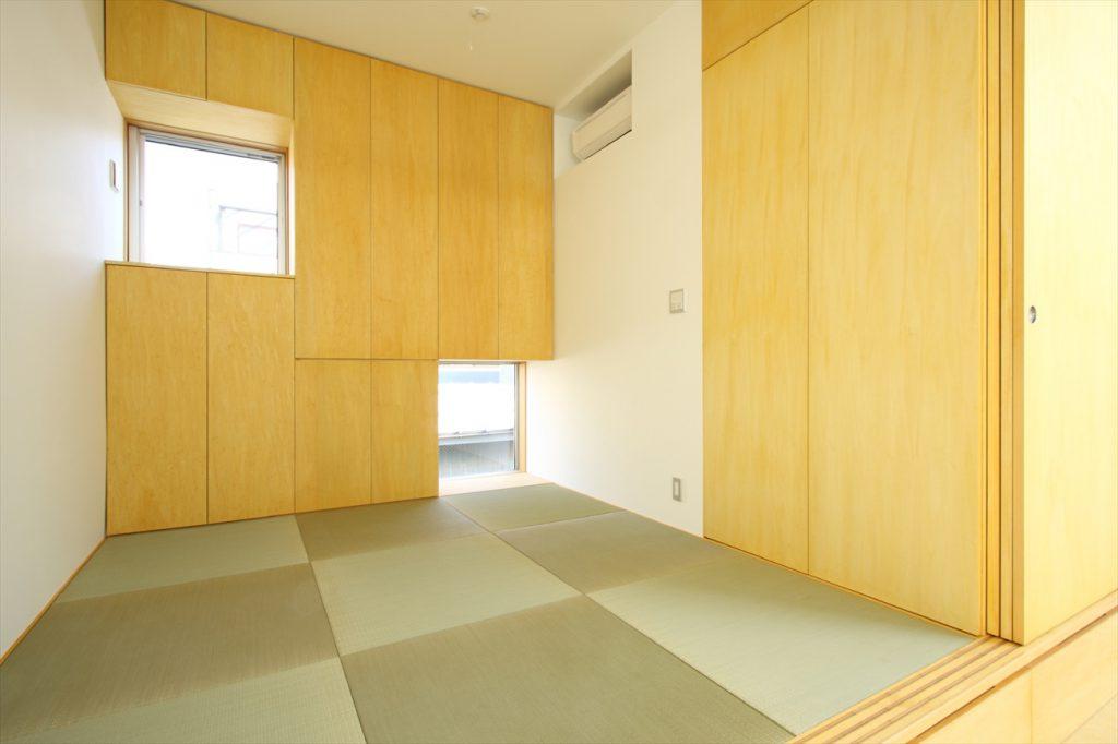 雰囲気の良い和室