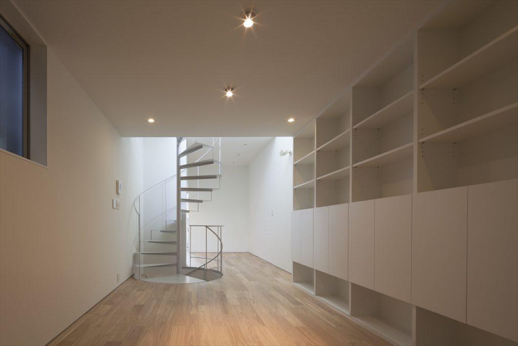 満足する収納スペース