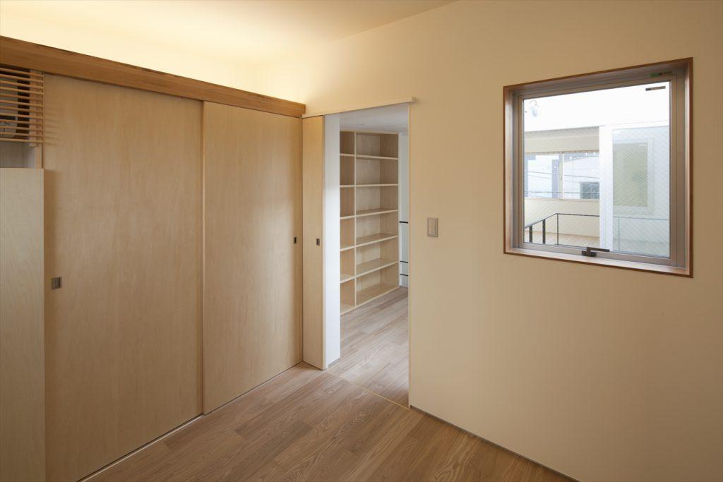 3階北側寝室