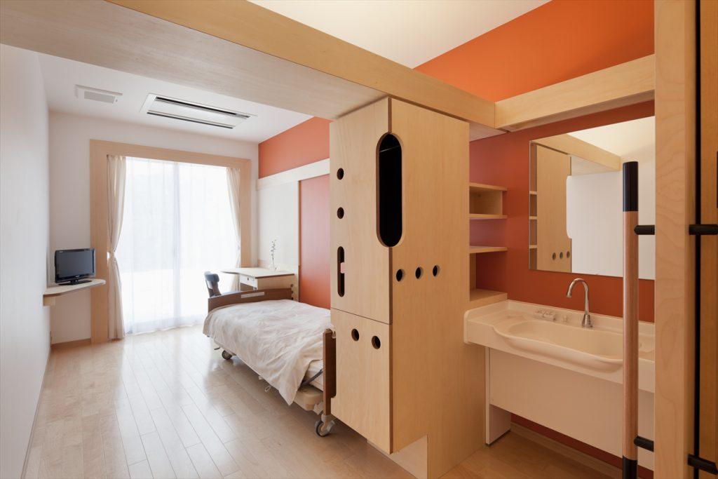一般的な個室のタイプ