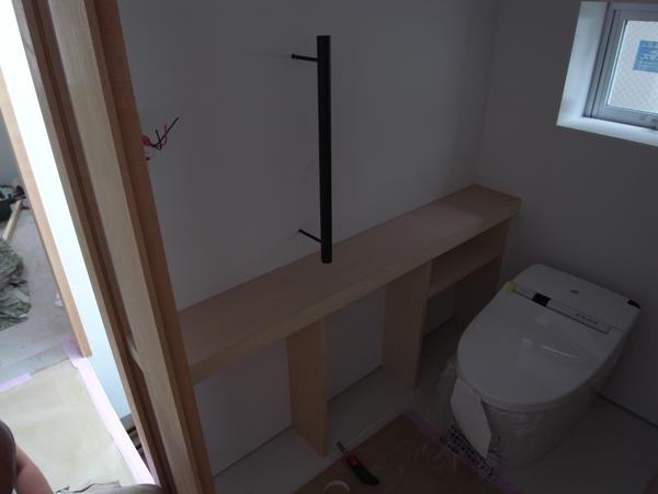 トイレ造作