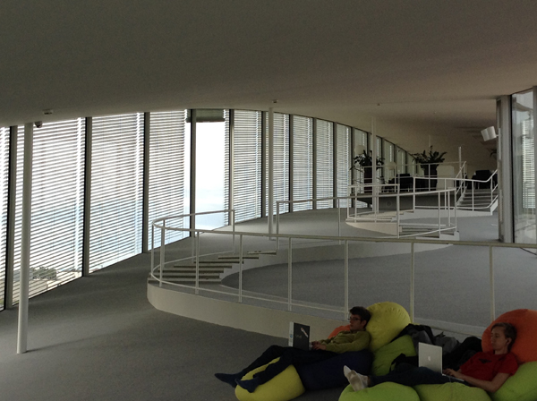 Rolex Learning Center8