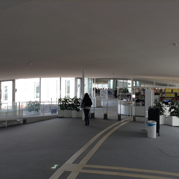 Rolex Learning Center12