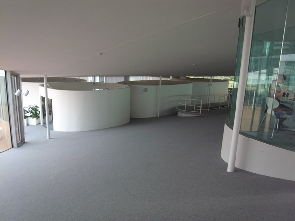 Rolex Learning Center9
