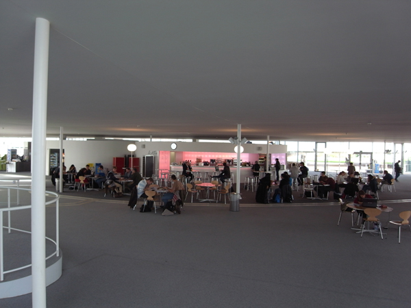 Rolex Learning Center7