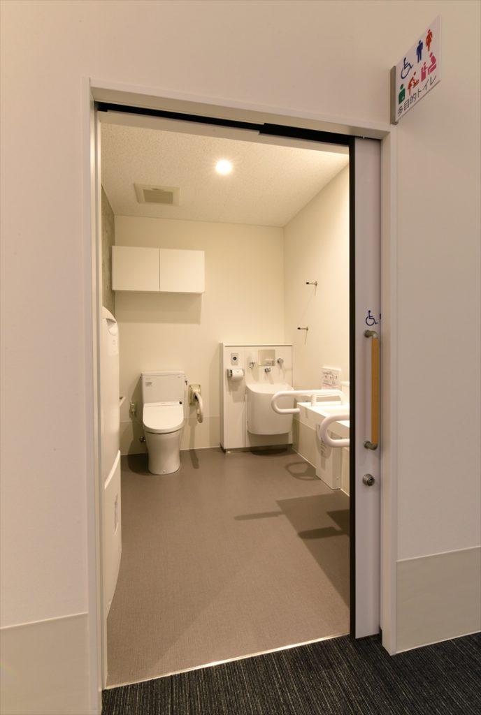 多目的トイレ