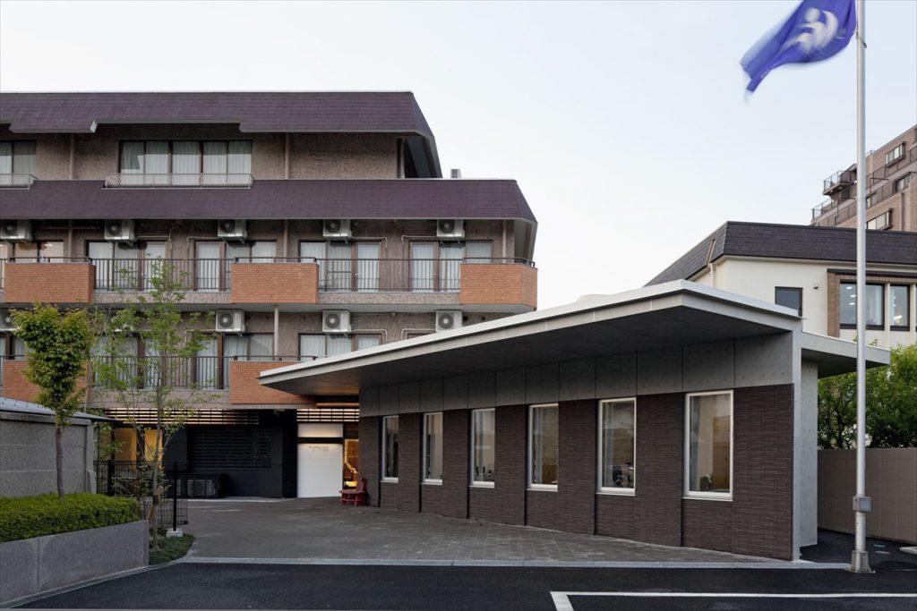 4階建ての福祉施設をリフォーム