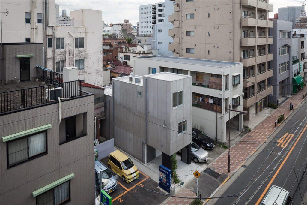 周辺環境に馴染んだ住宅