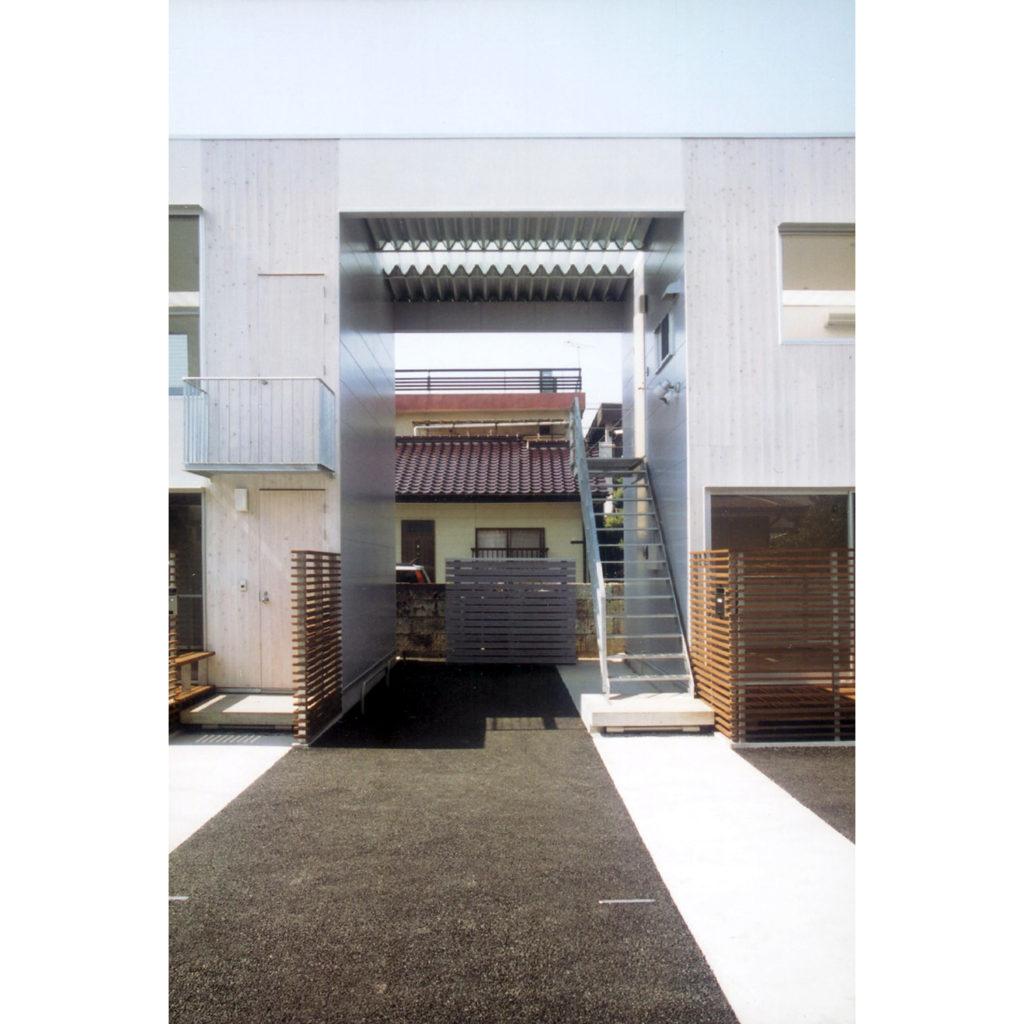 ミヤハラ・アパートメント 栃木県宇都宮市 どのような住み方にも対応可能なアパートメント