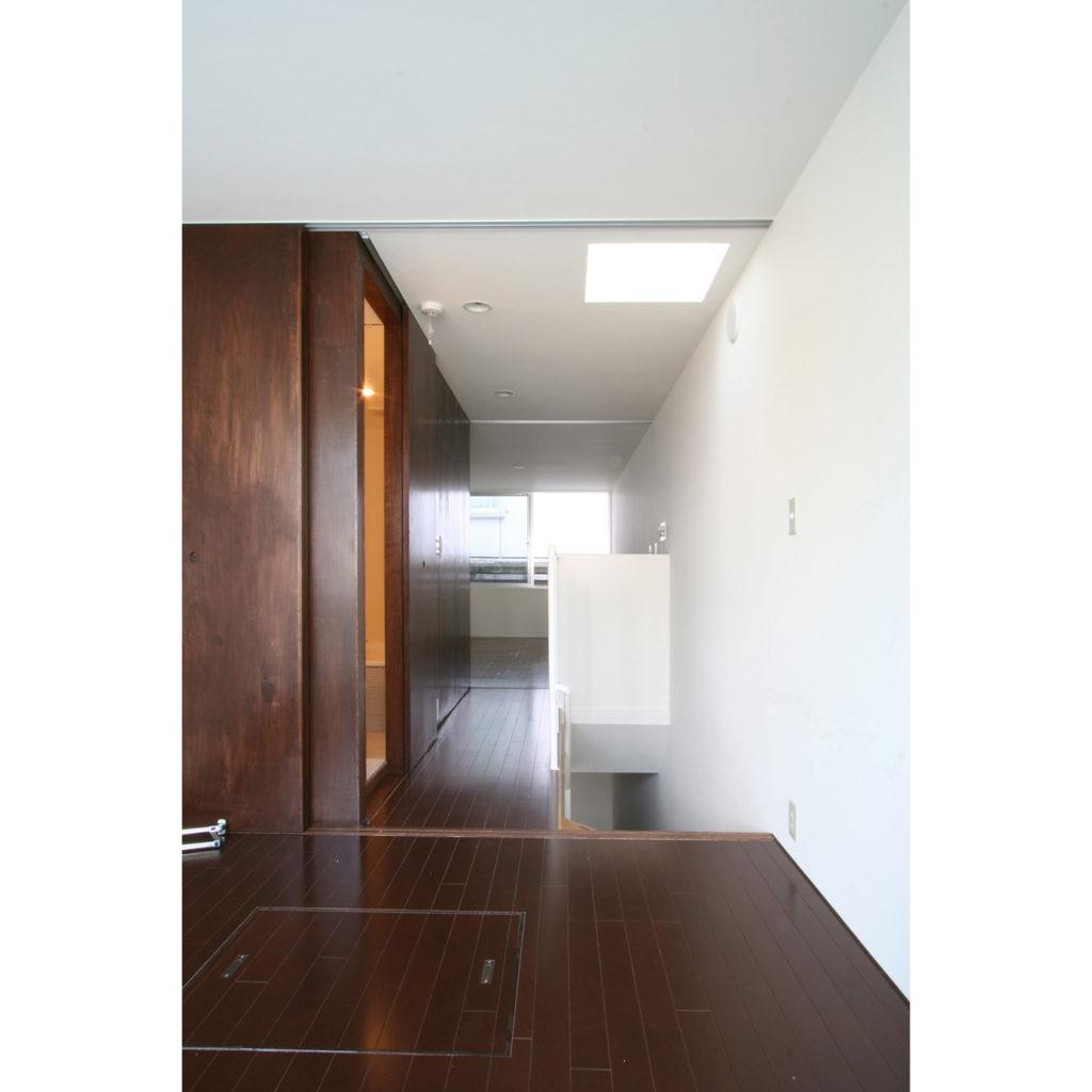入船の家 東京都中央区 ローコスト3階建て店舗併用住宅