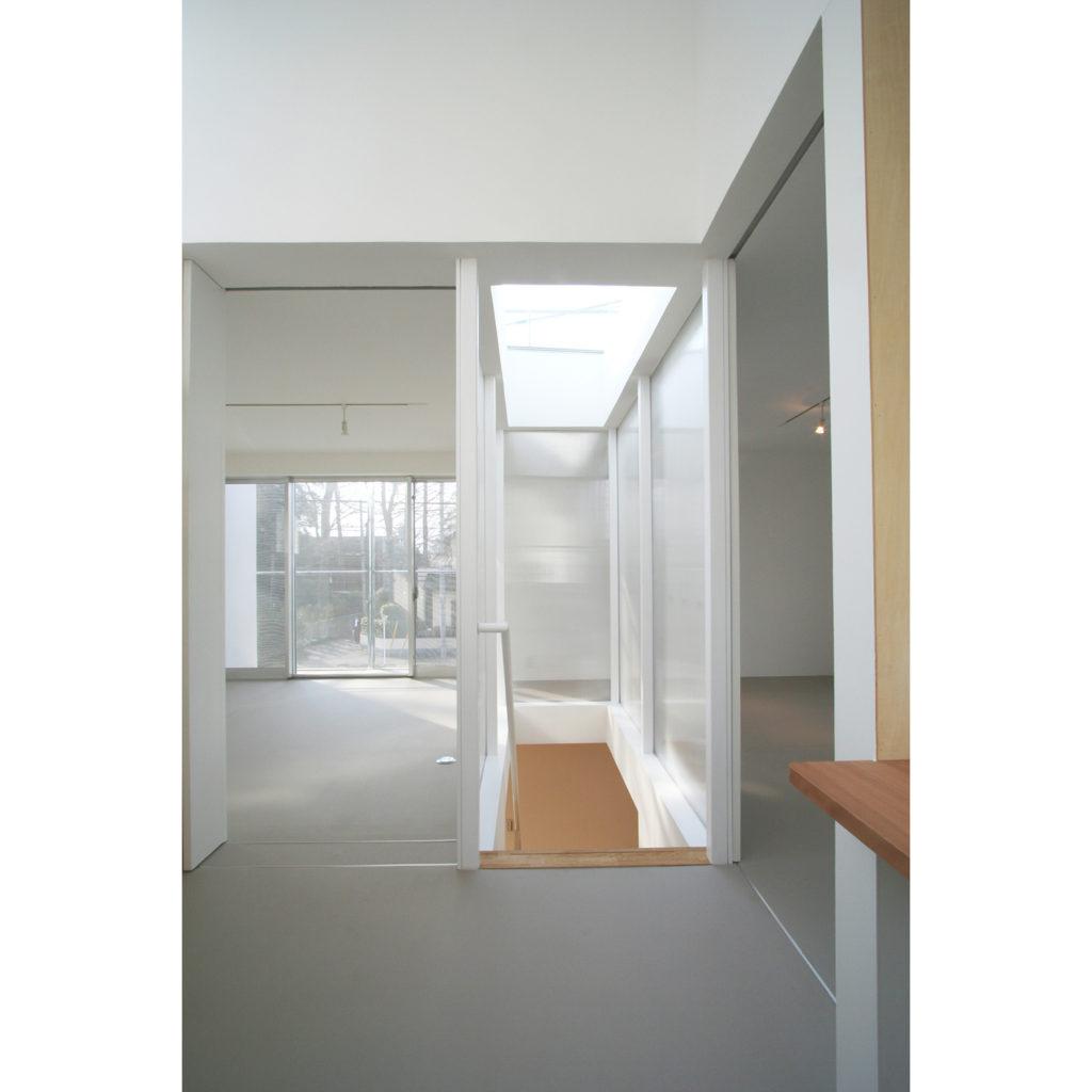 小金井の家 東京都小金井市 小さな部屋が魅力の屋上付き住宅