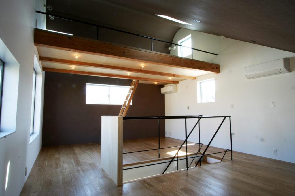 3階のロフト