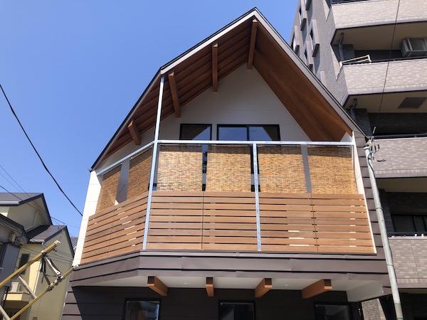 板橋区前野町木造3階住宅_見学会のお知らせ