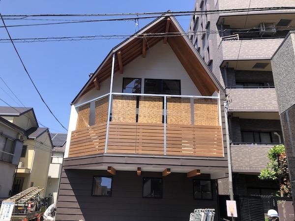 板橋区前野町木造3階住宅_完了検査(4/24_144日目)