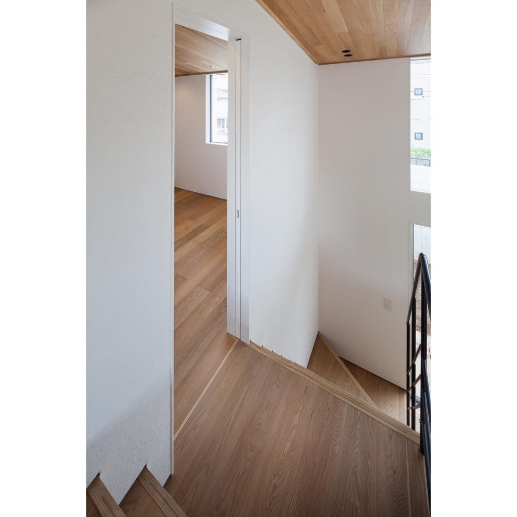 階段の踊場
