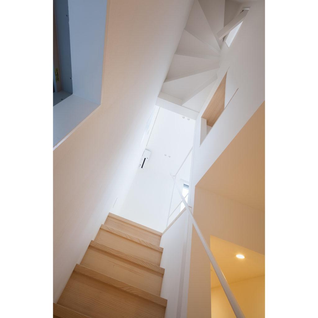 わくわくする階段